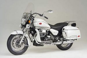 Moto Guzzi California Vintage (2010-11)