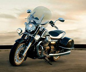 Moto Guzzi California 1400 Touring (2015-16)