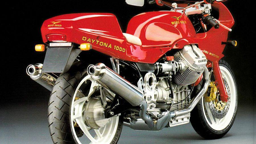 Moto Guzzi Daytona 1000 (1992-93)