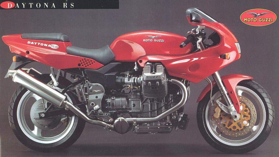 Moto Guzzi Daytona RS (1996-97)