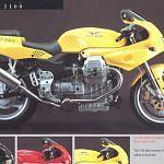 Moto Guzzi Sport 1100i (1996-98)