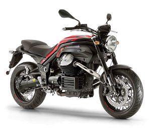 Moto Guzzi Griso 1200 8V S.E. (2017)