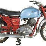Moto Guzzi Stornello 160 (1958-1959)