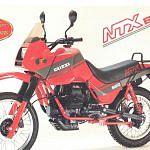 Moto Guzzi NTX 650 (1990)