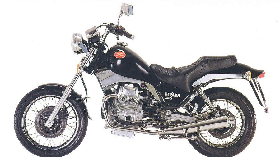 Moto Guzzi V35 Navada (1990-93)