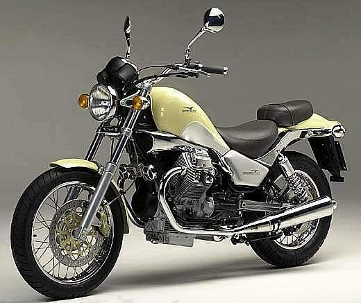 Moto Guzzi Nevada 750 Club (1998-03)