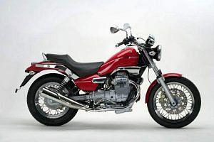 Moto Guzzi Nevada 750 Classic (2006-07)