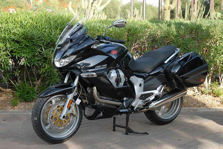 Moto Guzzi Norge 1200 (2008-09)