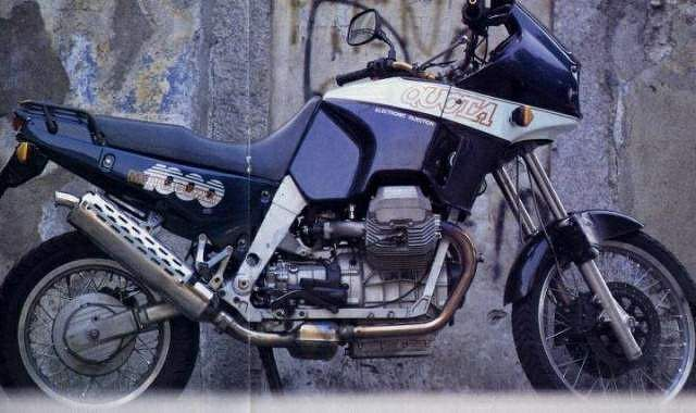 Moto Guzzi Quota 1000 (1993-96)