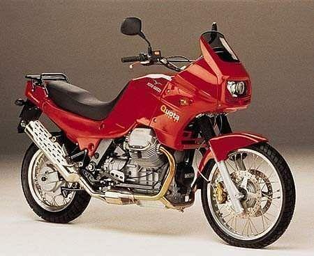 Moto Guzzi Quota 1100ES (1997-99)
