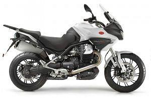 Moto Guzzi Stelvio (2015-16)