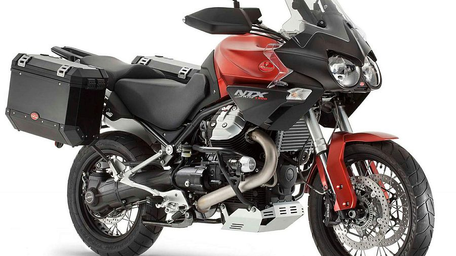 Moto Guzzi Stelvio 1200 NTX (2015-16)