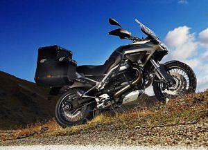 Moto Guzzi Stelvio 1200 NTX (2009-10)