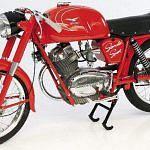 Moto Guzzi Stornello 125 Sport (1962)