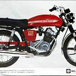 Moto Guzzi Stornello 160 (1968-74)