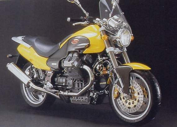 Moto Guzzi V 10 Centauro GT (1997-00)