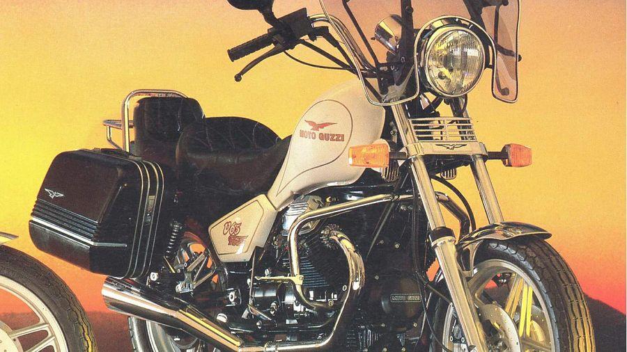 Moto Guzzi V 65 Florida (1985)