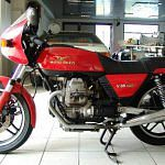 Moto Guzzi V 35 Imola (1979)