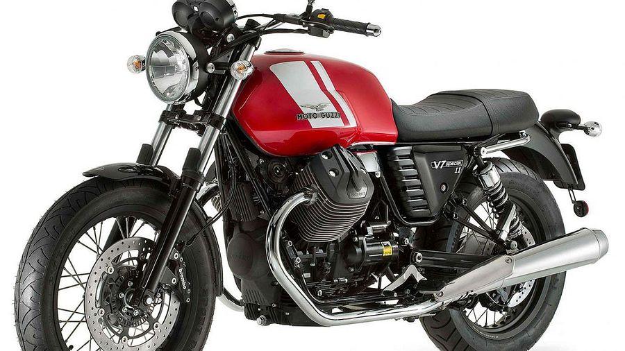 Moto Guzzi V 7 II Special (2015-16)