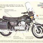 Moto Guzzi V 1000G5 (1978-80)