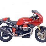 Moto Guzzi V 11 Le Mans Rosso Corsa (2002)