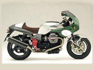 Moto Guzzi V11 Le Mans Tenni (2002-03)