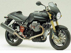 Moto Guzzi V 11 Sport Scura (2001)