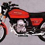 Moto Guzzi V 35 (1977-80)
