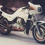 Moto Guzzi V 35 Imola II (1984)