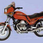 Moto Guzzi V35III (1985)