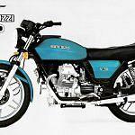 Moto Guzzi V 50 (1977-78)
