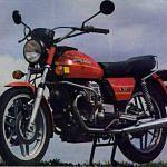 Moto Guzzi V 50 II (1979-80)