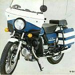 Moto Guzzi V 50 Police (1980)