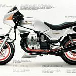 Moto Guzzi V 65 Lario (1985)