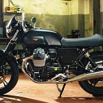 Moto Guzzi V 7 II Dark Rider (2015)