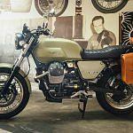 Moto Guzzi V 7 II Heritage Legend (2015)
