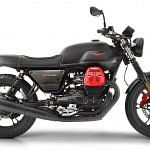 Moto Guzzi V7 III Carbon Dark (2018)