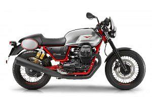 Moto Guzzi V7 III Racer (2017-18)