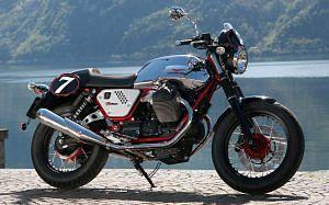 Moto Guzzi V7 Clubman Racer (2012-13)