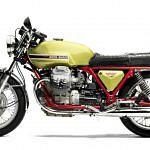 Moto Guzzi V7 Sport (1971-72)