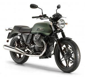 Moto Guzzi V 7 Stone (2014)