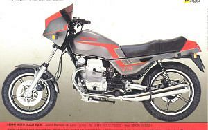 Moto Guzzi V 75 (1985)