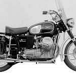 Moto Guzzi V-7 750 Ambassador Polizia (1969)
