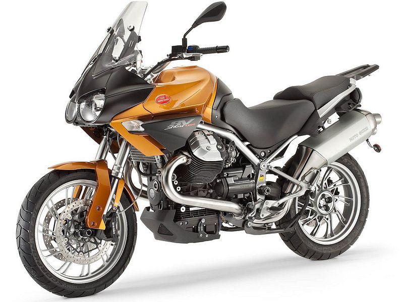 Moto Guzzi Stelvio (2013-14)