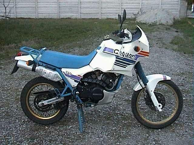 Moto Morini 350 Coguaro (1988)