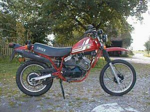 Moto Morini 350 Kanguro (1982)