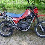 Moto Morini 350 X2 Kanguro (1984-88)
