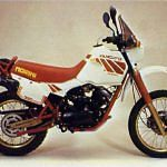 Moto Morini 350 X4 Kanguro (1989)