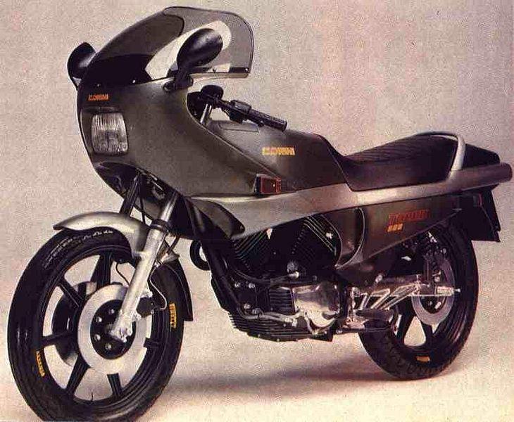 Moto Morini 500 Turbo (1981)