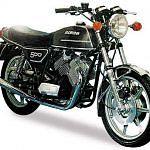 Moto Morini 500GT (1977-82)